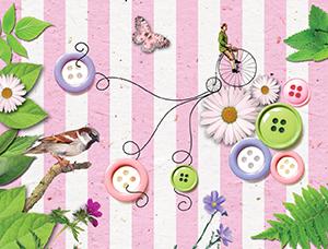 0cover sweet garden