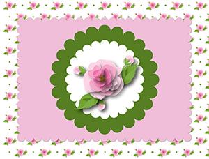 cover rose garden