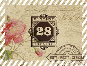 cover royal postage