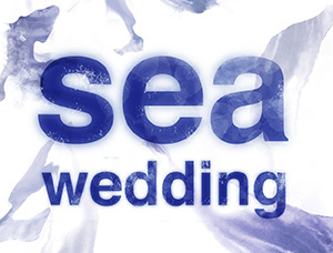 cover sea wedding