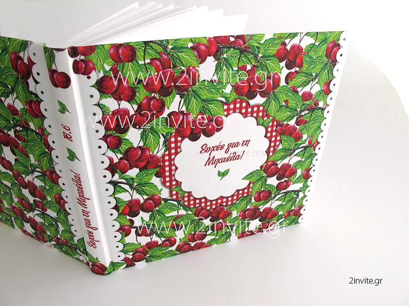 5wish book cherry