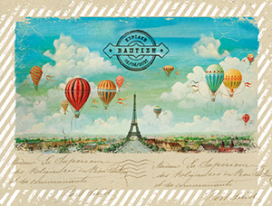 paris balloons cover